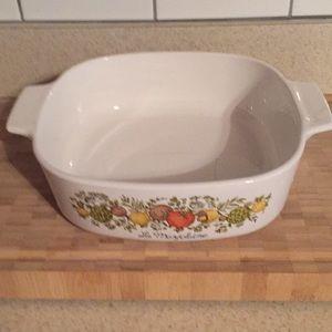 Vintage Corningware excellent condition
